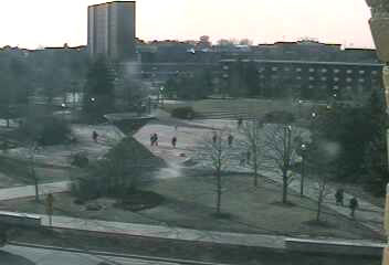 Northern Illinois University WebCam photo 1