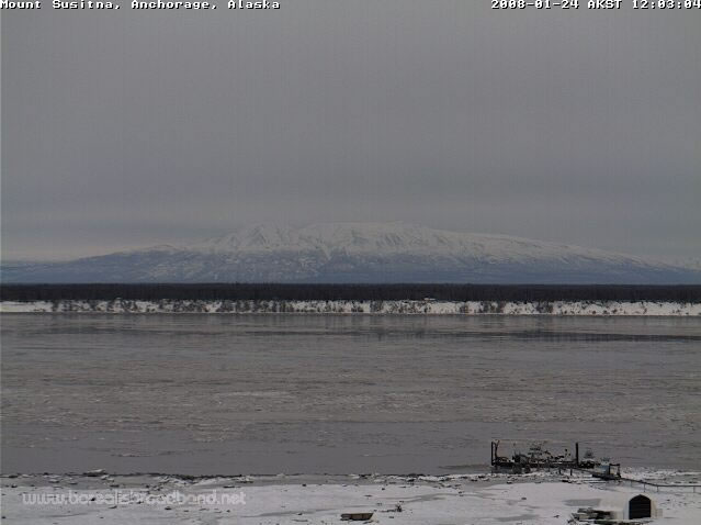 Mount Susitna (Sleeping Lady) photo 3