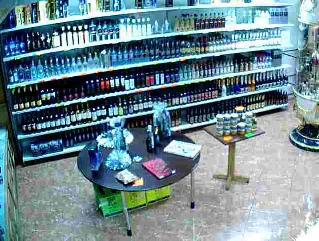 Liquor Store WebCam photo 2