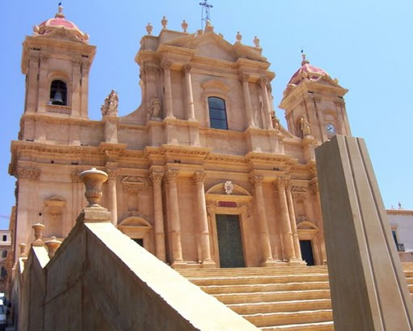 Cathedral of Noto St. Nicholas photo 2