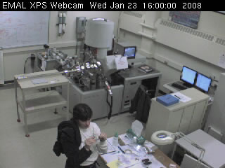 XPS Auger WebCam photo 4