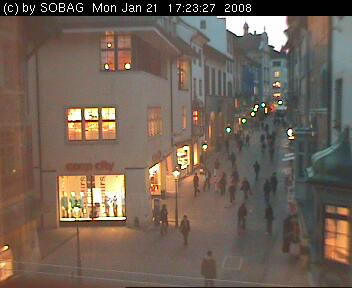 Vordergasse WebCam photo 3