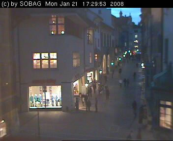 Vordergasse WebCam photo 4