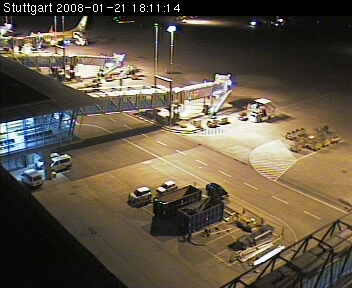 Airport of Stuttgart Cam photo 2