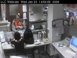 Michigan State University WebCam photo 1
