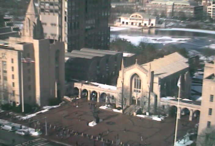 Boston University - Plaza cam photo 3