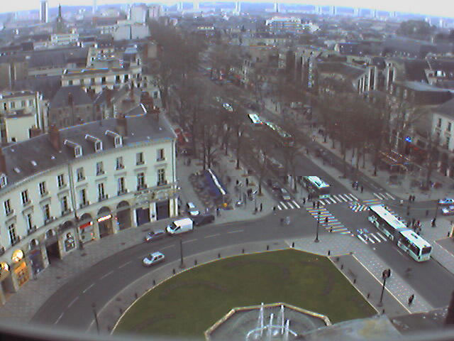 Place Jean Jaures WebCam photo 1