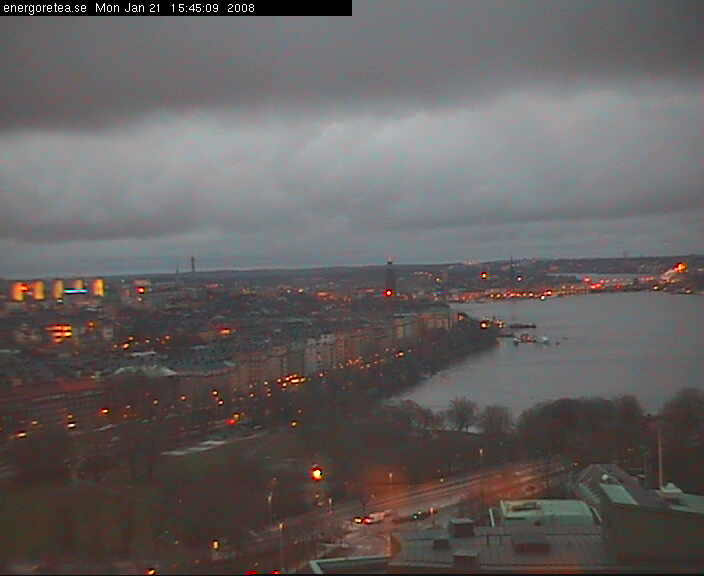 Stockholm WebCam photo 1