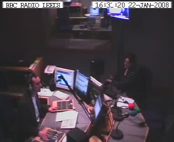 Live studio cam photo 2
