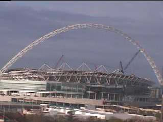 Wembley Stadium Webcam photo 3