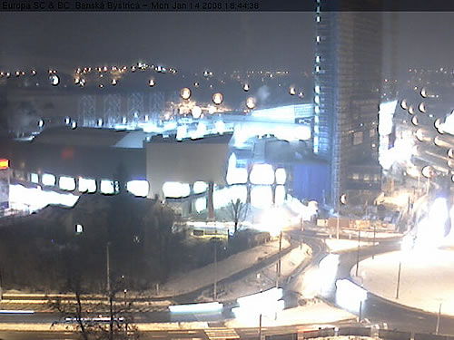 Banska Bystrica WebCam photo 1
