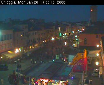 Chioggia - Corso del Popolo e Piazza Granaio photo 4