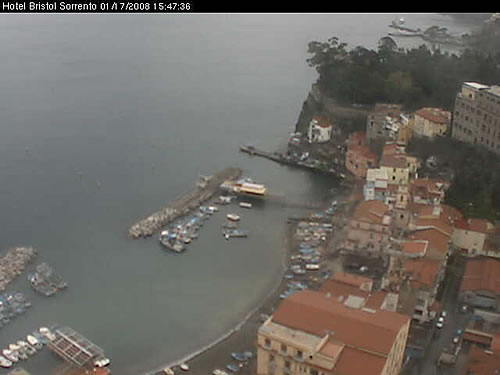 Marina Grande WebCam photo 2