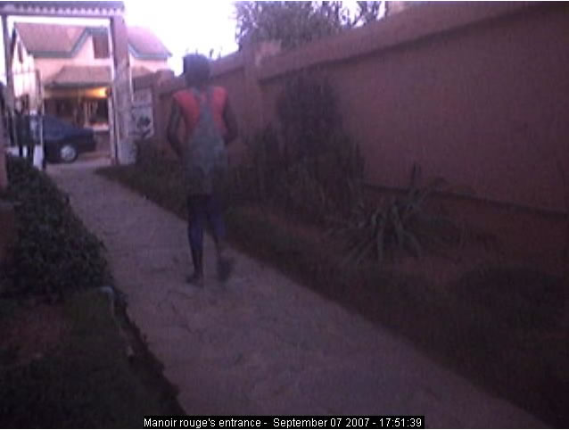 Hotel Manoir rouge's WebCam live  photo 3