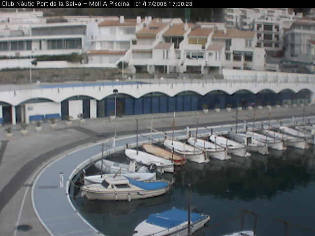 Port Selva Marina WebCam photo 2