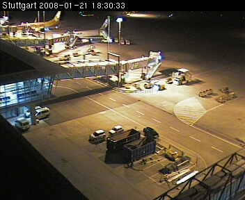 Airport of Stuttgart Cam photo 3