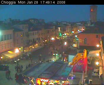 Chioggia - Corso del Popolo e Piazza Granaio photo 3