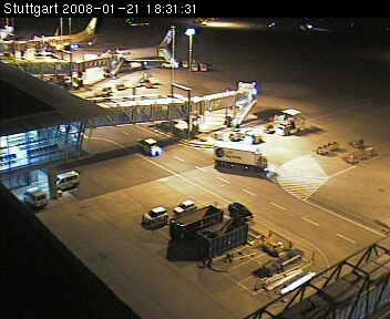 Airport of Stuttgart Cam photo 4