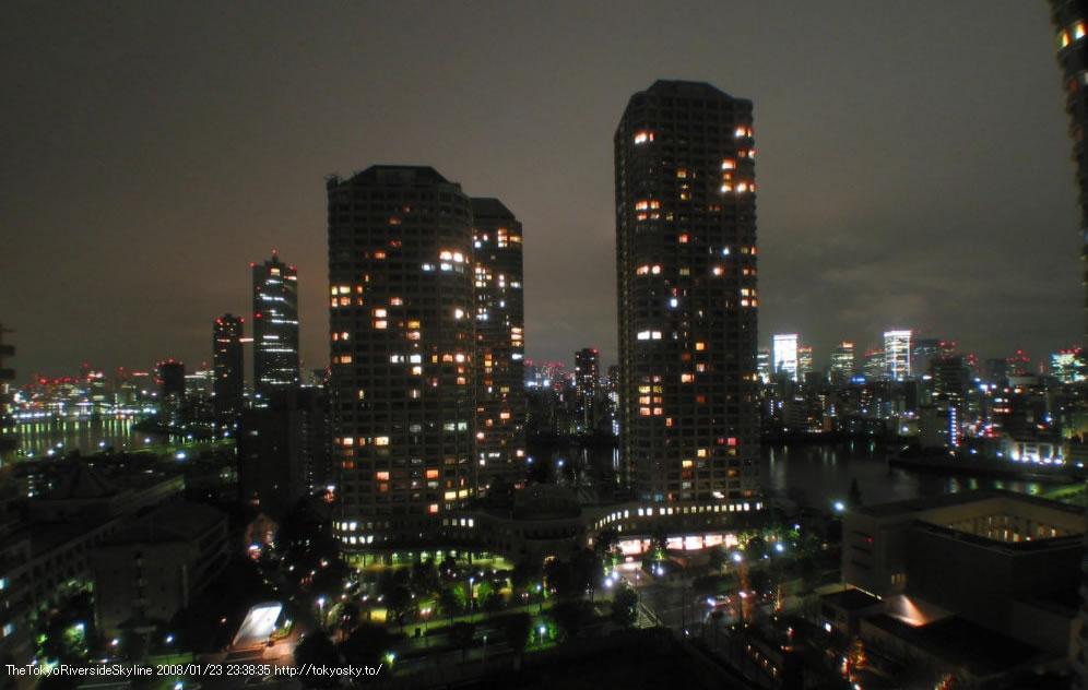 Tokyo Riverside Skyline photo 2