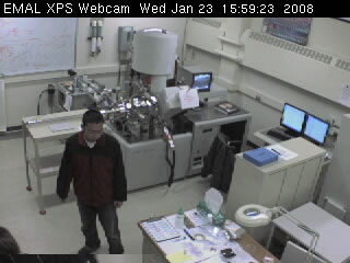 XPS Auger WebCam photo 3