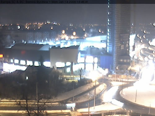 Banska Bystrica WebCam photo 2