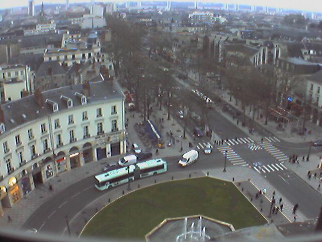 Place Jean Jaures WebCam photo 3