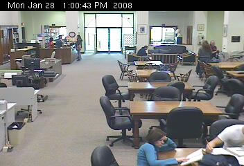 Concord University Library Cam photo 2