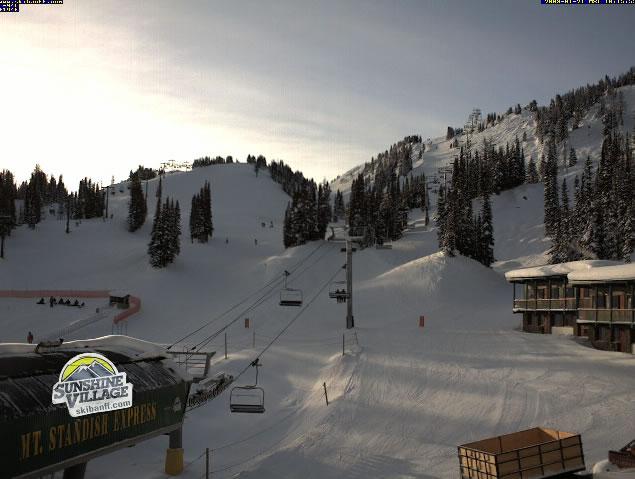 Banff Webcam photo 4
