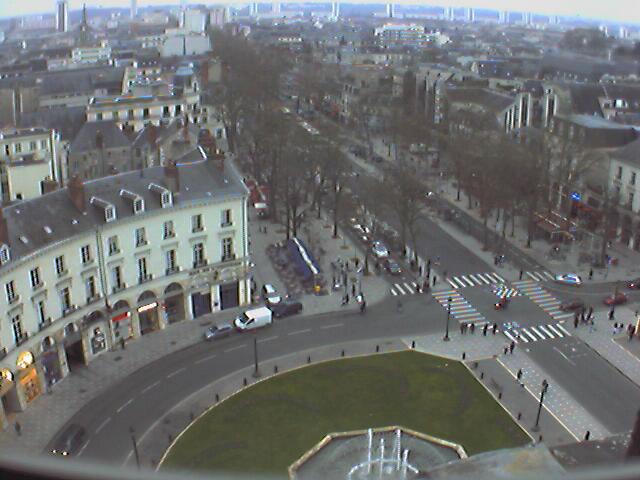 Place Jean Jaures WebCam photo 4