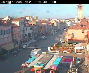 Chioggia - Corso del Popolo e Piazza Granaio photo 2