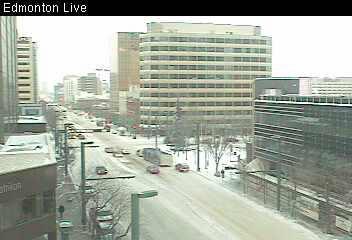 Edmonton WebCam photo 1