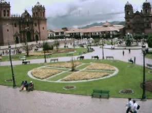 Cusco Webcam - Main Square photo 2