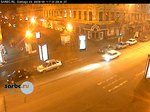 Saratov city WebCam photo 3