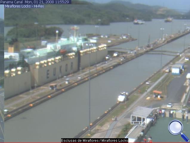 Panama Canal photo 3