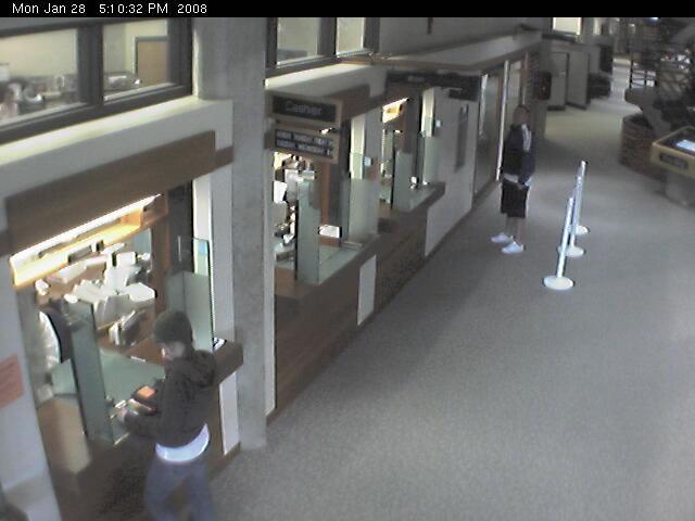 Utah Valley State College - Cashier Line Camera photo 3