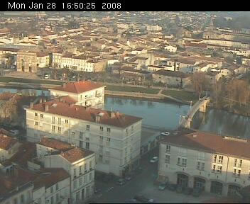 Saintes WebCam photo 2