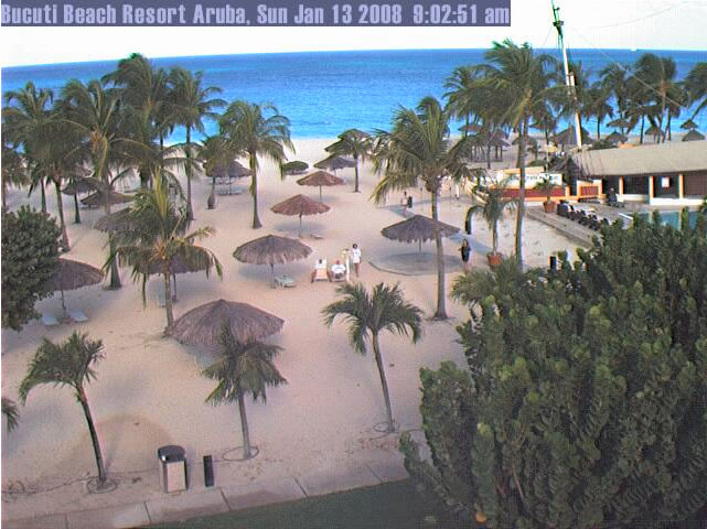 Bucuti Beach Resort Live Cam