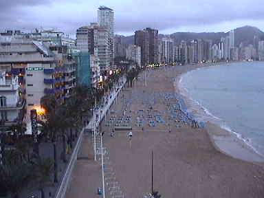 Webcam Benidorm photo 1
