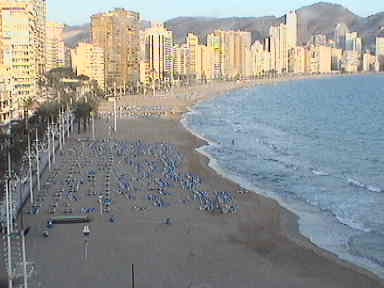 Webcam Benidorm photo 5