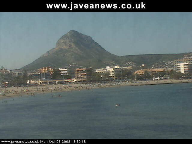 Webcam Javea photo 6