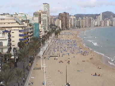 Webcam Benidorm photo 3