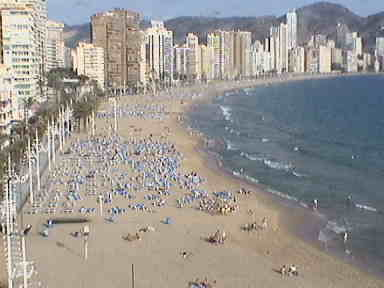 Webcam Benidorm photo 4