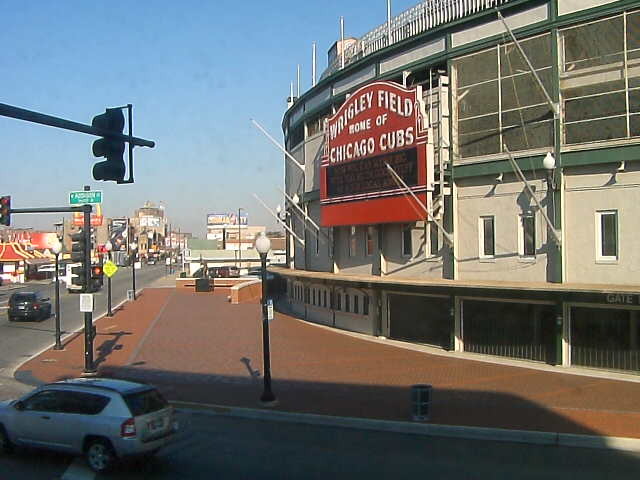 Wrigley Field photo 2