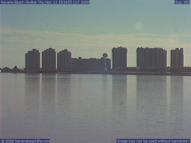 Navarre Beach Skyline photo 2