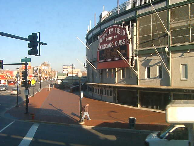 Wrigley Field photo 4