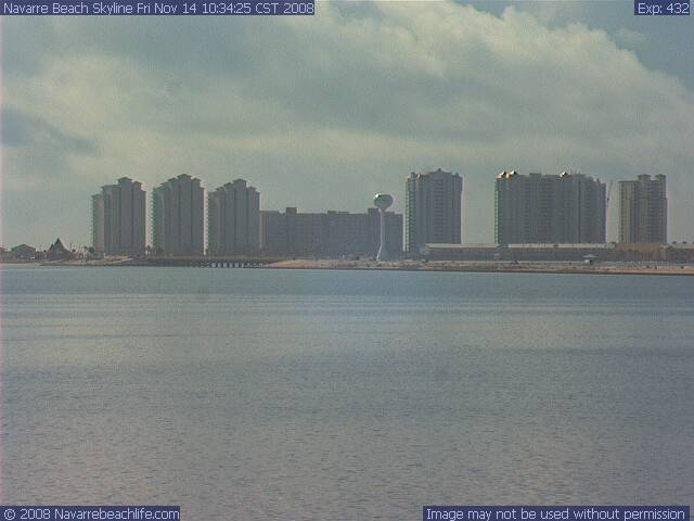 Navarre Beach Skyline photo 3