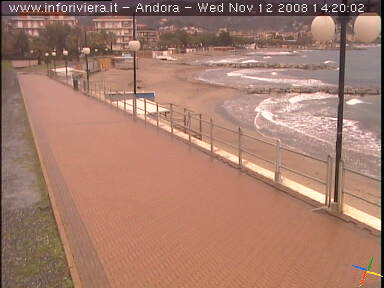 Andora beach photo 2