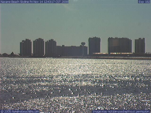 Navarre Beach Skyline photo 4