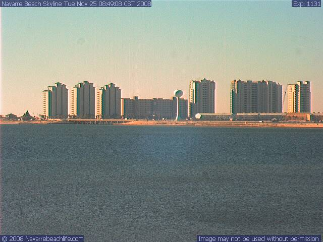 Navarre Beach Skyline photo 6