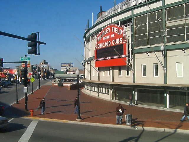 Wrigley Field photo 5
